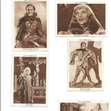 Cine: PELICULA LAS CRUZADAS (1935). Lote 139087250