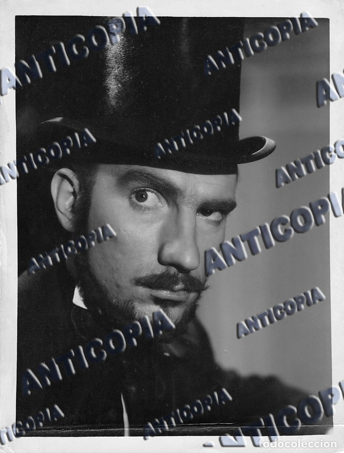24 FOTOGRAFIAS DE ACTORES DEL CINE CLASICO ESPAÑOL (AÑOS 50 / 60) (Cine - Fotos y Postales de Actores y Actrices)