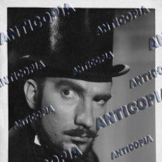 Cine: 24 FOTOGRAFIAS DE ACTORES DEL CINE CLASICO ESPAÑOL (AÑOS 50 / 60). Lote 136447466