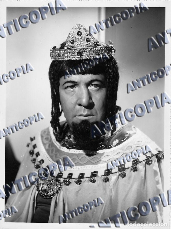 Cine: 24 FOTOGRAFIAS DE ACTORES DEL CINE CLASICO ESPAÑOL (AÑOS 50 / 60) - Foto 4 - 136447466