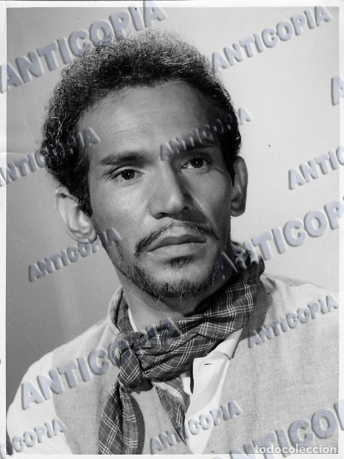 Cine: 24 FOTOGRAFIAS DE ACTORES DEL CINE CLASICO ESPAÑOL (AÑOS 50 / 60) - Foto 11 - 136447466