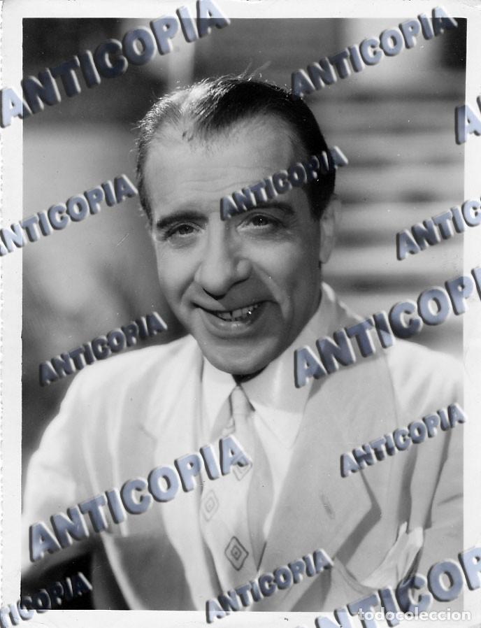 Cine: 24 FOTOGRAFIAS DE ACTORES DEL CINE CLASICO ESPAÑOL (AÑOS 50 / 60) - Foto 21 - 136447466