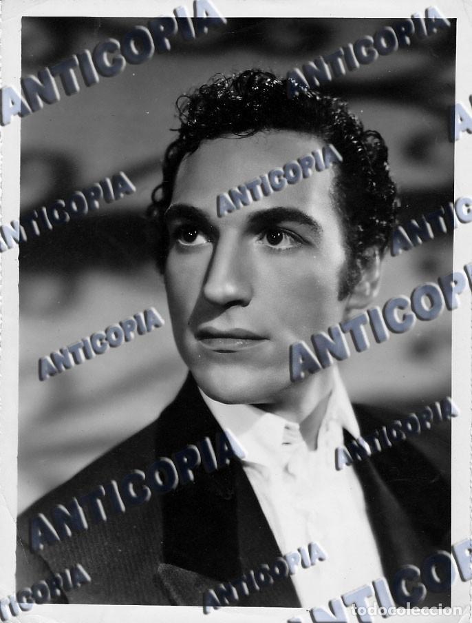 Cine: 24 FOTOGRAFIAS DE ACTORES DEL CINE CLASICO ESPAÑOL (AÑOS 50 / 60) - Foto 22 - 136447466