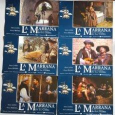 Cine: LA MARRANA ALFREDO LANDA LOTE DE 12 FOTOCROMOS . Lote 139331026