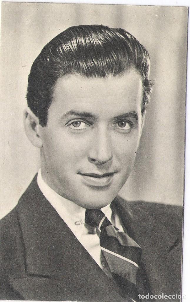 TARJETA POSTAL Nº60 JAMES STEWART (Cine - Fotos y Postales de Actores y Actrices)