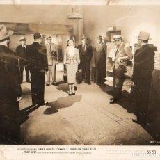 Cine: FOTOGRAFÍA ORIGINAL TIGHT SPOT GINGER ROGERS EDWARD G ROBINSON PHIL KARLSON 1955. Lote 139418030