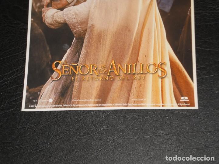 Cine: EL SEÑOR DE LOS ANILLOS - EL RETORNO DEL REY - GANDALF - Foto 5 - 140854250