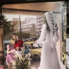 Cine: FOTOCROMO ORIGINAL CARTON (EL ASESINO DE MUÑECAS) 39X28 CM. Lote 140986218