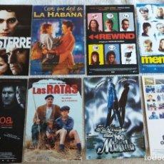 Cine: 23 POSTALES CINE ESPAÑOL.ORIGINALES DE CADA ESTRENO ALMODÓVAR, BIGAS LUNA,JULIO MEDEM,ICÍAR BOLLAÍN.. Lote 141136258