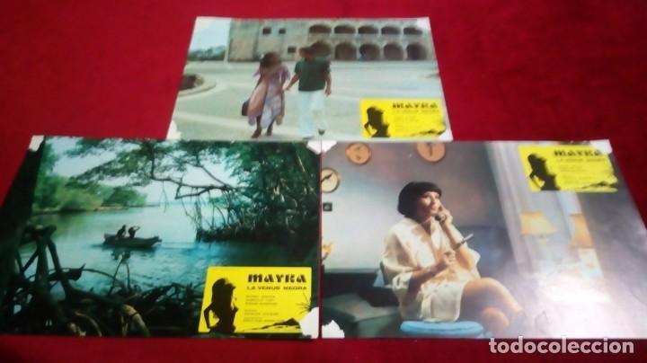 Cine: Mayra. Medidas 34x24cm. 7 unidades - Foto 2 - 141869922
