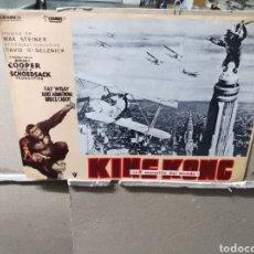 Cine: KING KONG FAY WRAY MERIAN C COOPER FOTOCROMO ORIGINAL Q POSIBILIDAD DE BLU RAY. Lote 143234185