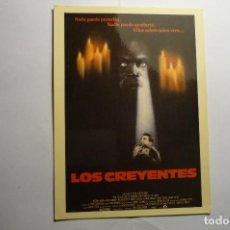 Cine: POSTAL LAUREN -PELICULA LOS CREYENTES - MARTIN SHEEN -. Lote 143745226