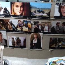 Cine: STAR WARS EPISODIO I LA AMENAZA FANTASMA JUEGO COMPLETO. Lote 143753184