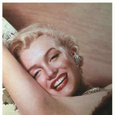 Cine: MARILYN MONROE - FILM STAR PIN UP PHOTO POSTCARD- PUBLISHER SWIFTSURE 2000 (C33/88). Lote 144587738