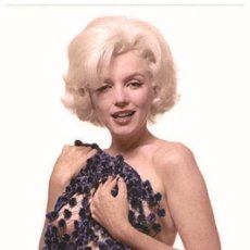 Cine: MARILYN MONROE - FILM STAR PIN UP PHOTO POSTCARD- PUBLISHER SWIFTSURE 2000 (C33/87). Lote 144587926