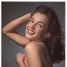 Cine: MARILYN MONROE - FILM STAR PIN UP PHOTO POSTCARD- PUBLISHER SWIFTSURE 2000 (C33/85). Lote 144588486
