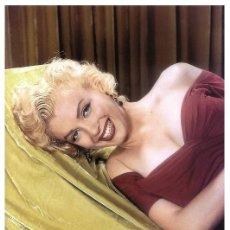 Cine: MARILYN MONROE - FILM STAR PIN UP PHOTO POSTCARD- PUBLISHER SWIFTSURE 2000 (C33/96). Lote 173605434