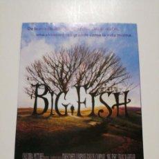Cinéma: BIG FISH. Lote 146103774