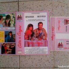 Cine: CARATULA VHS DE LA PELICULA CITA A CIEGAS. Lote 146283994