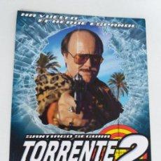Cine: POSTAL DE LA PELÍCULA: TORRENTE 2. MISION MARBELLA. SANTIAGO SEGURA. Lote 146322938