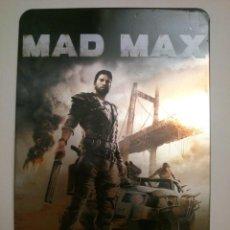 Cine: CARTEL DE METAL MAD MAX. Lote 146689938