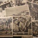 Cine: CINE.FUEGO VERDE.1954. STEWART GRANGER Y GRACE KELLY. METRO GOLDWYN MAYER. 9 CARTELES FOTO LAMINAS.. Lote 147046108