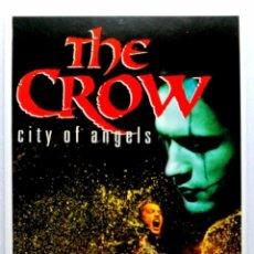 Cine: Nº 277 .- THE CROW: CITY OF ANGELS (1996), EL CUERVO: TARJETA POSTAL DE PELÍCULA, SIN CIRCULAR. Lote 147279638