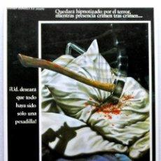 Cine: Nº 315 .- VIERNES 13 (1980) , TARJETA POSTAL DE PELÍCULA, SIN CIRCULAR. Lote 147293118