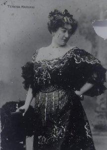Teresa Mariani (Florència, 1868 - Castelfranco, 1914)
