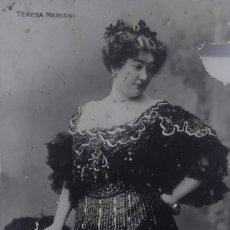 Cine: TERESA MARIANI (FLORÈNCIA, 1868 - CASTELFRANCO, 1914). Lote 147377022