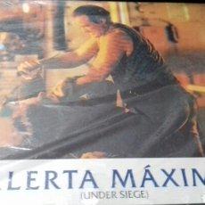 Cine: 11 FOTOCROMOS ORIGINALES - ALERTA MAXIMA - STEVEN SEAGAL -PEDIDO MINIMO 5 EUROS. Lote 147520176