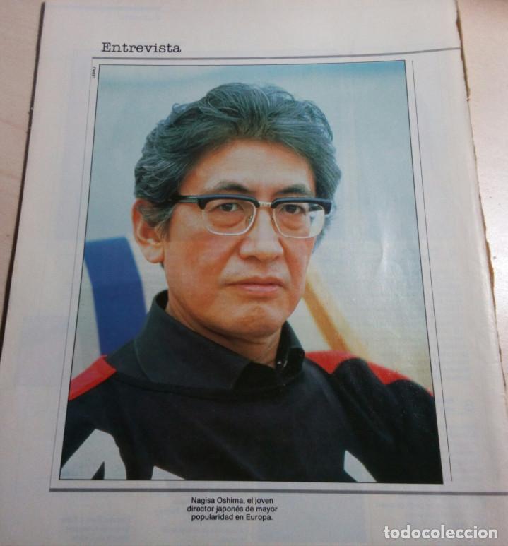 NAGISA OSHIMA.LA HISTORIA DE SADA Y KICHI.1985. (Cine - Fotos y Postales de Actores y Actrices)