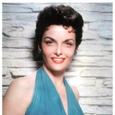 Cine: JANE RUSSELL - FILM STAR PIN UP PHOTO POSTCARD - C44-14 SWIFTSURE POSTCARD. Lote 147755830