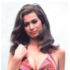 Cine: VALERIE LEON - FILM STAR PIN UP PHOTO POSTCARD - C39-31 SWIFTSURE POSTCARD. Lote 147759210