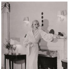 Cine: CAROLE LOMBARD - FILM STAR PIN UP PHOTO POSTCARD - 41-254 SWIFTSURE POSTCARD. Lote 147766178