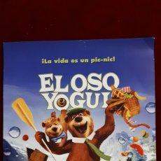 Cine: FOTOCROMO EL OSO YOGUI.. Lote 148137009