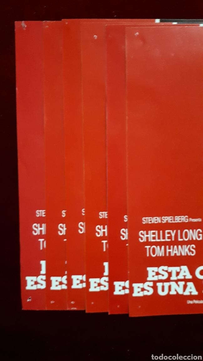 Cine: LOTE DE 6 FOTOCROMOS DE ESTA CASA ES UNA RUINA. STEVEN SPIELBERG, SHELLEY LONG, TOM HANKS - Foto 4 - 148219418