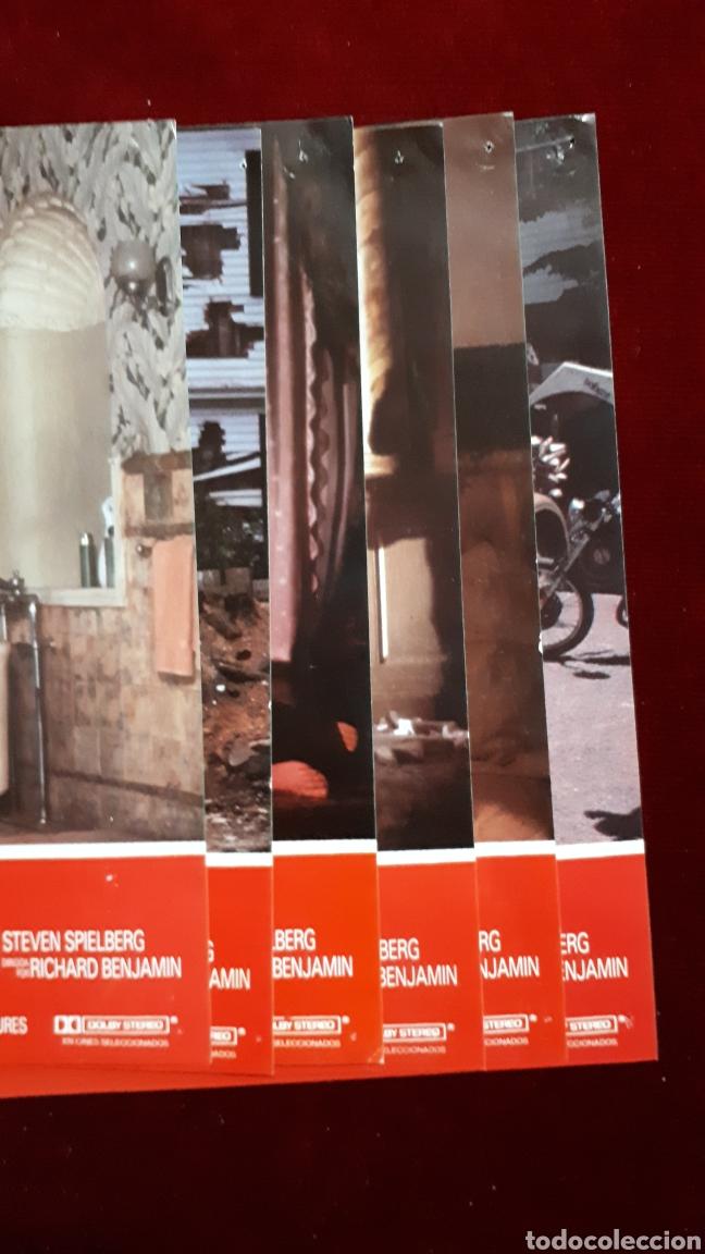 Cine: LOTE DE 6 FOTOCROMOS DE ESTA CASA ES UNA RUINA. STEVEN SPIELBERG, SHELLEY LONG, TOM HANKS - Foto 5 - 148219418