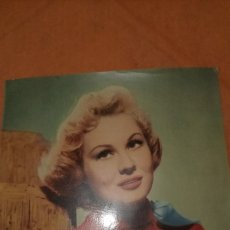 Cine: VIRGINIA MAYO FOTO CALENDARIO. Lote 148224270