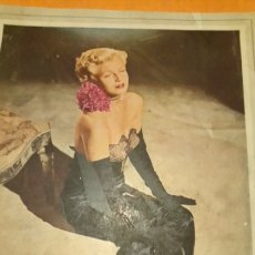 Cine: RITA HAYWORTH FOTO CALENDARIO. Lote 148225645