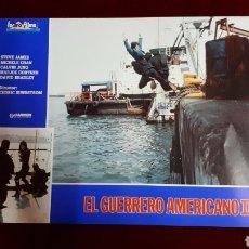 Cine: FOTOCROMO DE EL GUERRERO AMERICANO. Lote 148285776