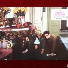 Cine: FOTOCROMO DE CAMARERA EN ALQUILER. Lote 148322674