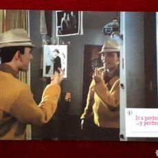 Cine: FOTOCROMO DE IR A PERDERLO ... Y PERDERSE. Lote 148324641