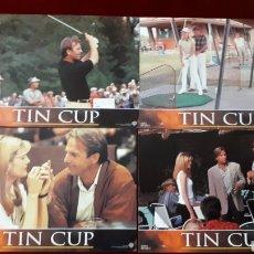 Cine: LOTE DE 12 FOTOCROMOS DE TIN CUP. Lote 148328457