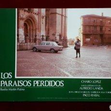 Cine: FOTOCROMO DE LOS PRAISOS PERDIDOS. Lote 148346190