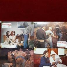 Cine: LOTE DE 10 FOTOCROMOS. SITUACIÓN LIMITE. CLASIFICADA S. Lote 148347552