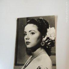 Cine: ELENA ESPEJO - POSTAL ORIGINAL B/N - EMISORA FILMS ACTRIZ ESPAÑOLA. Lote 148810862