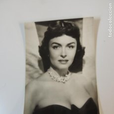 Cinema: DONNA REED - POSTAL ORIGINAL B/N - HOLLYWOOD STAR . Lote 148927618