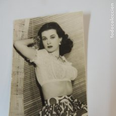 Cinema: JOAN BENNETT - POSTAL ORIGINAL B/N - HOLLYWOOD STAR. Lote 149229762