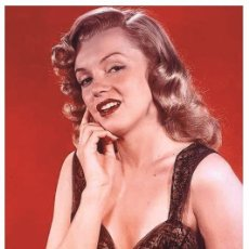 Cine: MARILYN MONROE - FILM STAR PIN UP PHOTO POSTCARD - C33-109 SWIFTSURE POSTCARD. Lote 149244030